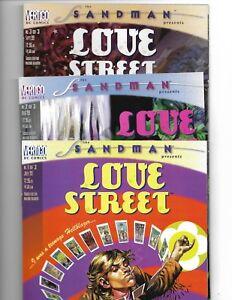SANDMAN-PRESENTS-LOVE-STREET-1-3-COMPLETE-DC-VERTIGO-MINI-SERIES