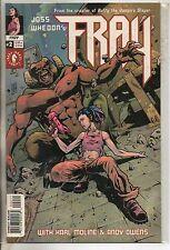 Dark Horse Comics Joss Whedon`s Fray #2 January 2002 NM-