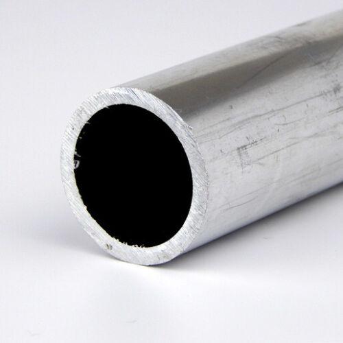 "1 1//2/"" OD x 48/"" Long x 1//8/"" Wall  6061 T6 Aluminum Round Tube 1.5/"" OD x .125"