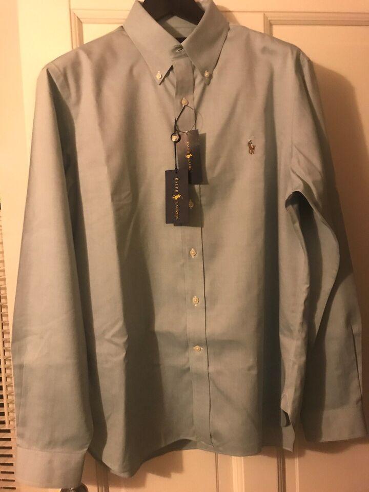 Skjorte, Polo Ralph Lauren, str. XL – dba.dk – Køb og Salg
