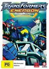Transformers Energon : Collection 1 (DVD, 2014, 4-Disc Set)