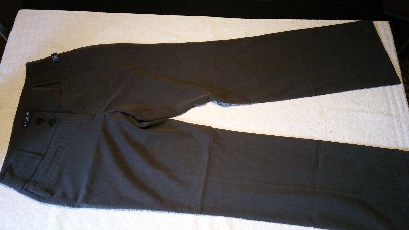 1 Damen Hose Gr. 38 (2434) von BIAGGINI grau