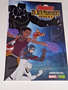 marvels avengers black panthers quest 2018