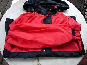Gewidmet Regenanzug Nässeschutzbekleidung Regenjacke Regenhose Zweifarbig Polyamid 48/50 Neue Sorten Werden Nacheinander Vorgestellt Bekleidung