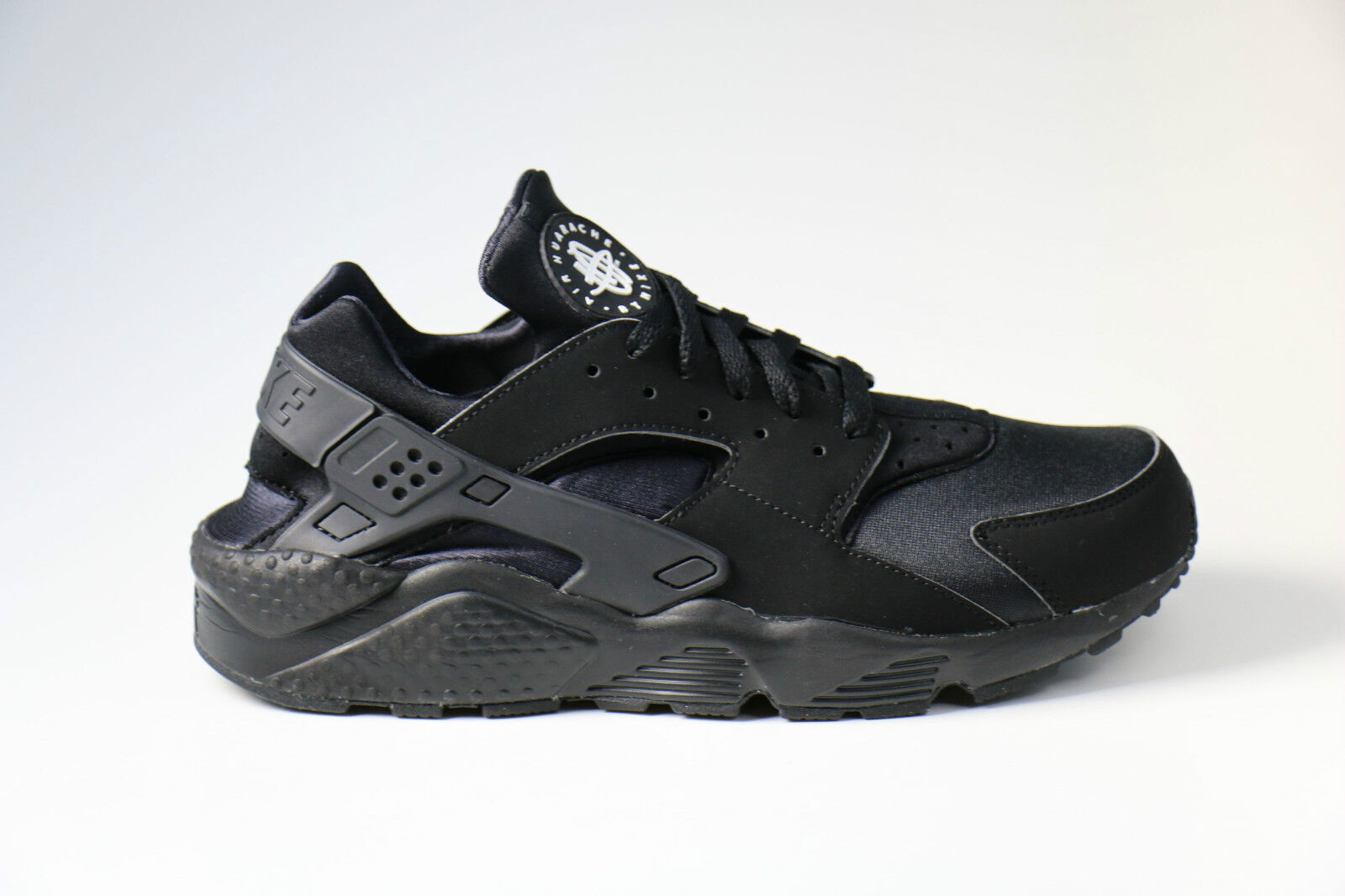 Nike Air Huarache Triple Black US 6.5 7 8,5 9 9,5 10,5 12
