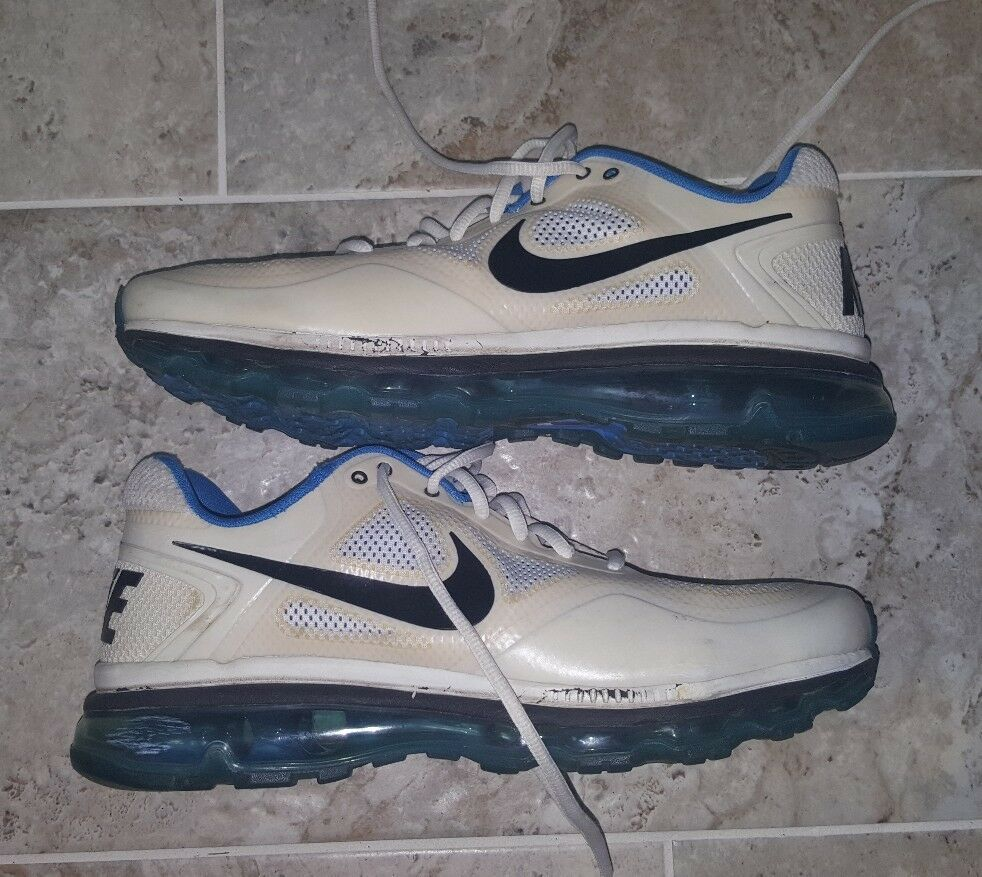 2012 Nike Air Trainer 1.3 Max Breathe Size US13 512241-104 ONLY ONE ON EBAY!!!