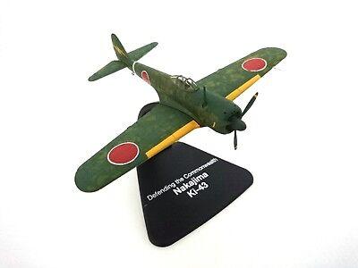 1//72 WW2 militaire DeAgostini G22 Avion Nakajima B5N2 Type 97 Bomber