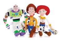 Toy Story 3 Woody, Buzz & Jess 8 20.3cm Plush Set Of 3 Suitable From Birth