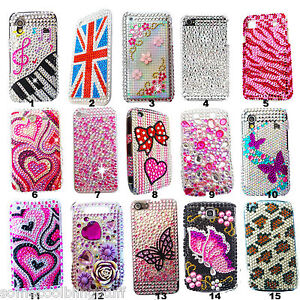 DELUX-3D-COOL-BLING-PAILLETTES-STRASS-DIAMANT-ETUI-COQUE-BLACKBERRY-BOLD-9900