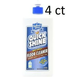 Details About 4 Holloway House Quick Shine Multi Surface Floor Cleaner Laminate Tile 16 Oz