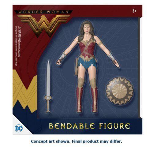 Action Figures - DC Comics - Wonder Woman Movie Bendable dc-3978