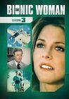 Bionic Woman Season Three 0025192083570 With Lindsay Wagner DVD Region 1