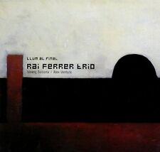 RAI FERRER TRÍO / Llum al final (Span. Gitarrentrio)
