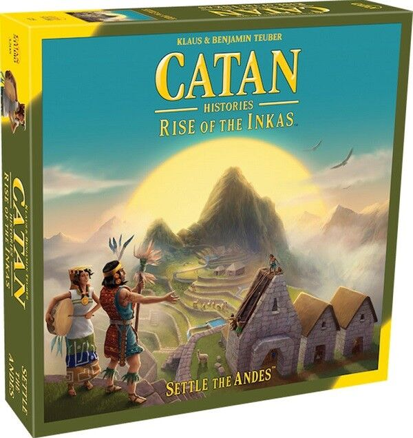 Catan Histories  Rise of the INKAS (Nouveau)