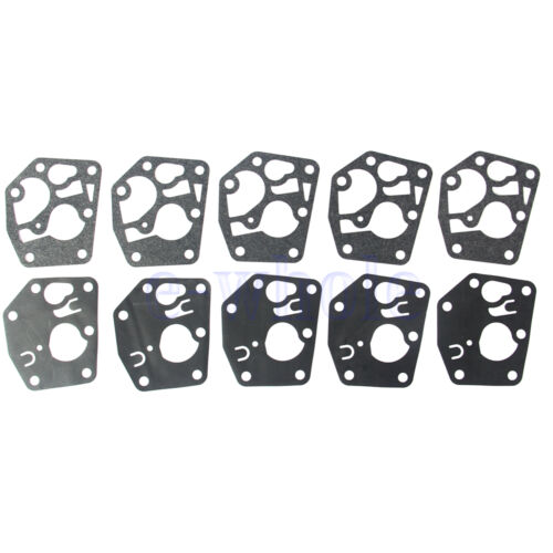 Gasket Kit For Briggs and Stratton 795083 495770 HM 5set Carburettor Diaphragm