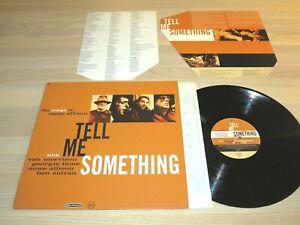 Van-MORRISON-LP-tell-me-something-The-Songs-of-Mose-Allison-1996-in-MINT