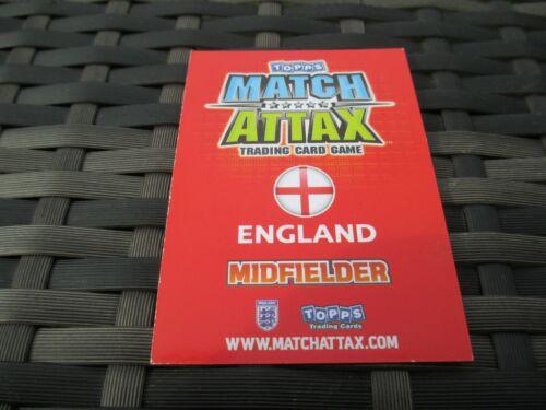 Match Attax attaque Coupe du Monde 2010-Paul Gascoigne-Limited Edition card