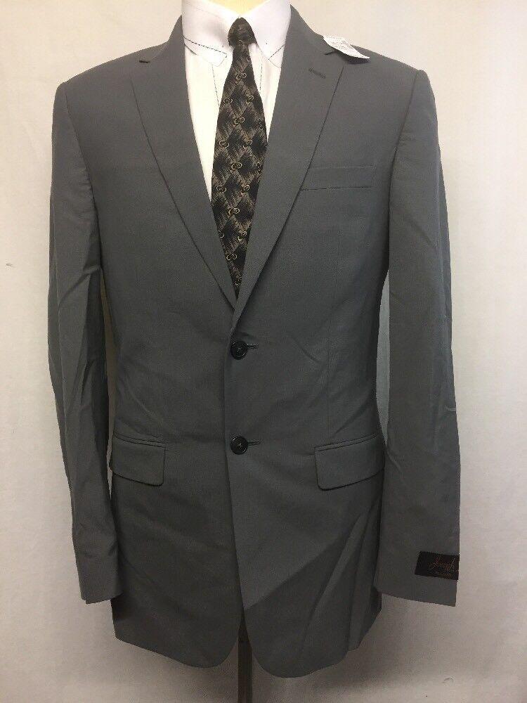 New Jos A Bank Joseph Slim Fit Grau 2 Piece Suit Größe 38 L 32 W      B2