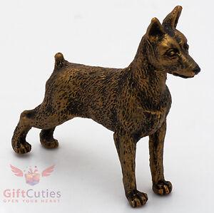 Tin Pewter Figurine of Chihuahua Dog IronWork