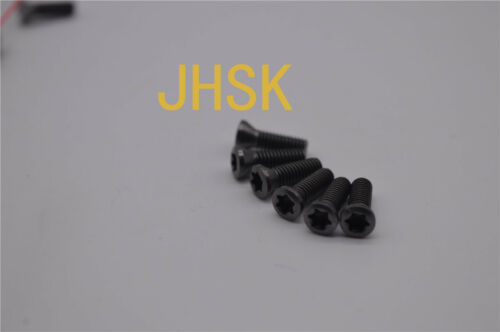 20pcs M3.5 x 12mm Insert Torx Screw for Carbide Inserts Lathe Tool M3.5*12