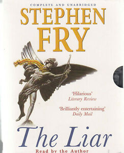 Stephen-Fry-The-Liar-6-Cassette-Audio-Book-Unabridged-Contemporary-Fiction