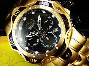 Invicta-Reserve-52mm-Black-Forest-Venom-Gen-III-Swiss-Chrono-18K-Gold-IPSS-Watch