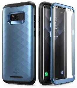 For Samsung Galaxy S8 Case Full-body Rugged Cover with Built-in Screen Protector