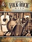 Today's Folk Rock Hits - Guitar Recorded Versions by Hal Leonard Corporation (Paperback, 2015)