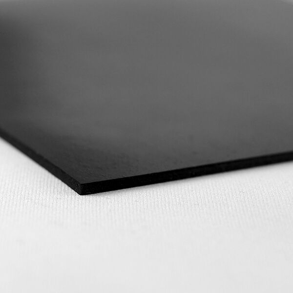 5m² Gummiplatte 3mm | NBR/SBR | 1,20m x 4,17m | ÖlBesteändig | Gummimatte