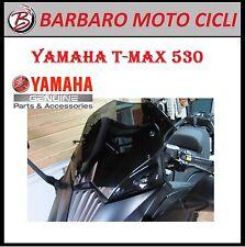 PARABREZZA FUME' ORIGINALE YAMAHA TMAX 530 DA 2012 A 2016 CUPOLINO SCHERMO T-MAX