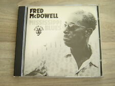 blues CD delta *EX+* FRED MCDOWELL Mississippi Blues HILL COUNTRY BLUES