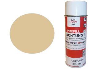1x-Spray-Peinture-400ml-1K-Vernis-Voiture-lackpoint-Brillant-Ral-1014-Ivoire