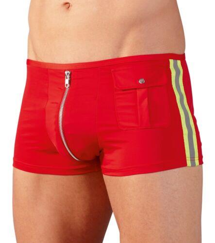 Svenjoyment Herren Pants Feuerwehr rot