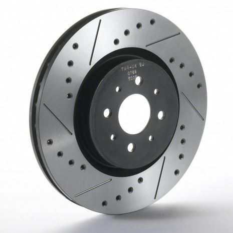 Front Sport Japan Tarox Brake Discs fit Mercedes C-Class C280 2.8 Est 2.8 96>01