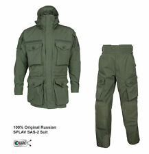 "Original SPLAV Russian Army Tactical & Military Spec. Forces Smock Suit ""SAS 2"""