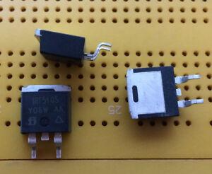 5-6-A-100-V-N-Channel-Mosfet-Transistor-IRF-510-SPBF-D2PAK-Multi-Qta