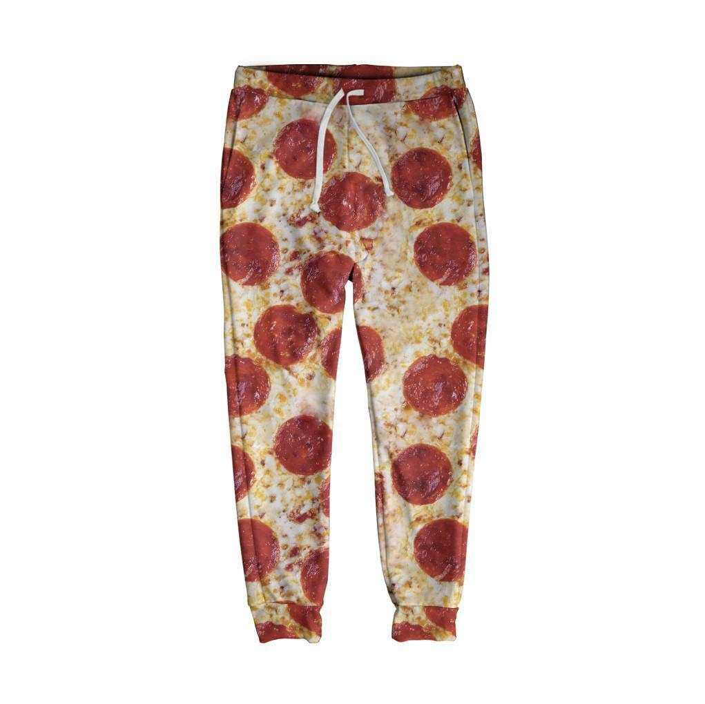BRAND NEW Beloved Shirts PIZZA JOGGERS SMALL-XLARGE EDM CUSTOM MADE IN THE USA