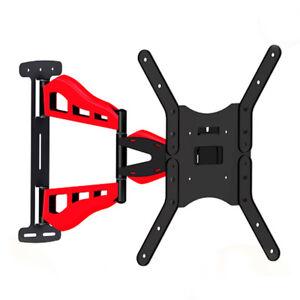 Full-Motion-Swivel-Tilt-LED-LCD-TV-Bracket-Wall-Mount-26-32-36-40-42-46-50-55-In