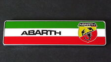 ABARTH Badge Evo Fiat 500 Punto Stilo Bravo