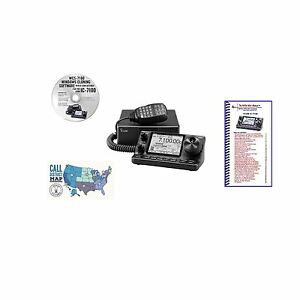Icom-IC-7100-100W-HF-VHF-UHF-Mobile-Radio-and-Accessories-Bundle