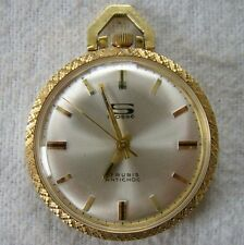 Orologio da tasca-S Nicholas-piccolo-moderno-art. 5422