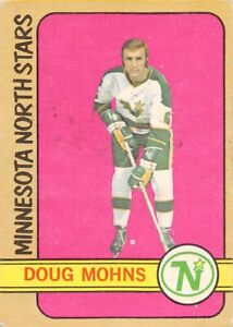 1972-73-O-Pee-Chee-75-Doug-Mohns-Minnesota-North-Stars
