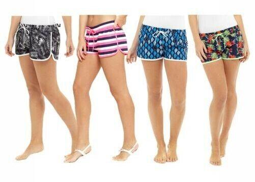 Sommer Mikrofaser Leicht Schnell Trocknend Urlaub Strand Shorts