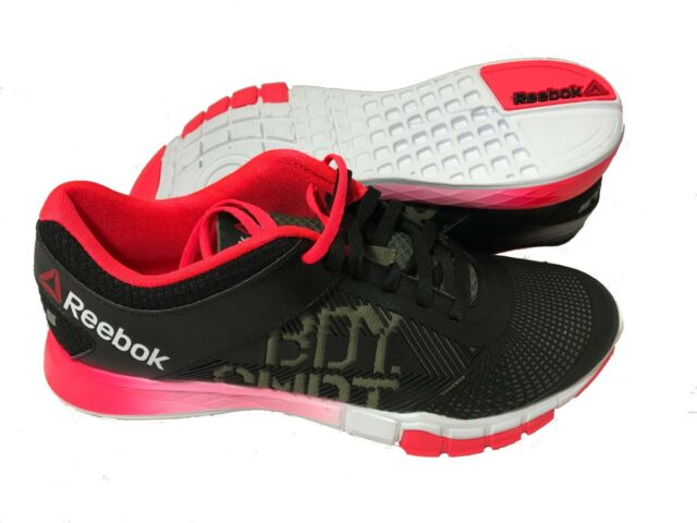 Details about Reebok Studio Les Mills Cardio Pump Fusion Ladies Training Shoes Trainers White