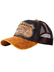 King-Kerosin-Cap-Baseballcap-Rockabilly-Road-Runner-Snapback-Herren-5050