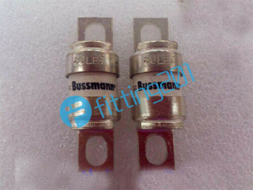 Bussmann 80LET Fuse Compact 240Vac 150Vdc 80A BS 88 1PCS