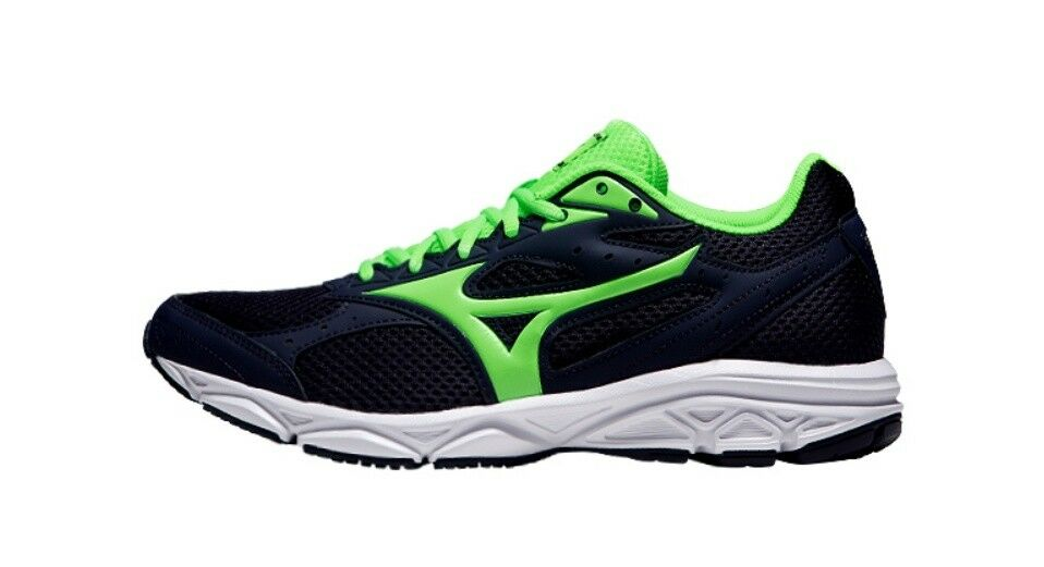 MIZUNO SPARK 3 MEN'S SHOES TRAIINER NAVY GREEN K1GA180341