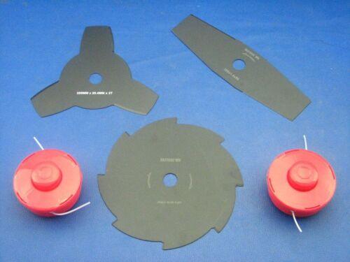 Messerset für Fuxtec Motorsense MFS520 2in1