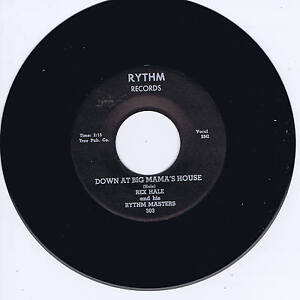 REX-HALE-DOWN-AT-BIG-MAMA-039-S-HOUSE-DARN-DEM-BONES-KILLER-ROCKABILLY-REPRO