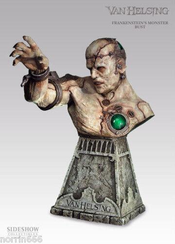 VAN HELSING: FRANKENSTEIN busto resina 22cm de Sideshow